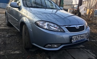 Daewoo Gentra / Chevrolet Lacetti